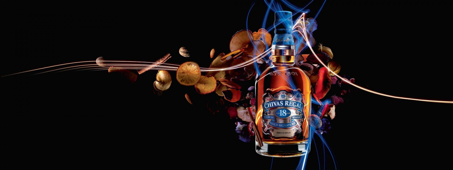 Chivas Regal On Blue Background Image HD Wallpapers Desktop PC ...